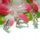 925 STERLING SILVER DOLPHIN CHARM / PENDANT #2