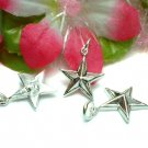 925 STERLING SILVER STAR CHARM / PENDANT #40