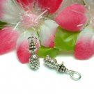 925 STERLING SILVER PINEAPPLE CHARM / PENDANT #5