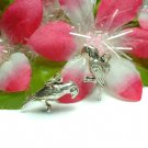925 STERLING SILVER PARROT CHARM / PENDANT #13
