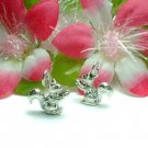 925 STERLING SILVER SQUIRREL CHARM / PENDANT