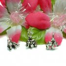 925 STERLING SILVER BABY ELEPHANT CHARM / PENDANT #100