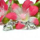925 STERLING SILVER ELEPHANT CHARM / PENDANT #2