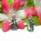925 STERLING SILVER DUTCH WINDMILL (MOVE) CHARM PENDANT