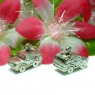 925 STERLING SILVER SPORT UTILITY VEHICLE CHARM PENDANT