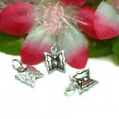 925 STERLING SILVER BUTTERFLY CHARM / PENDANT #6