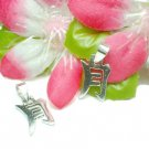STERLING SILVER CHINESE SYMBOL CHARM / PENDANT - MOON
