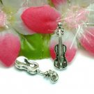 925 STERLING SILVER VIOLIN CHARM / PENDANT #3