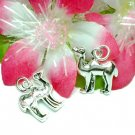 925 STERLING SILVER CAMEL CHARM / PENDANT #12