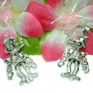 925 STERLING SILVER POPEYE (MOVABLE) CHARM / PENDANT