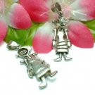 925 STERLING SILVER OLIVE OYL (MOVABLE) CHARM / PENDANT