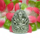925 STERLING SILVER LORD GANESHA PENDANT