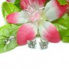 925 STERLING SILVER BUTTERFLY STUD EARRINGS #454