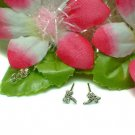925 STERLING SILVER DRAGONFLY STUD EARRINGS #243