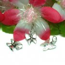 925 STERLING SILVER BUTTERFLY CHARM / PENDANT #9
