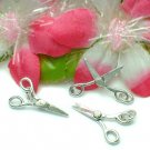 925 STERLING SILVER SCISSOR (MOVES) CHARM / PENDANT