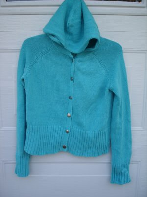 NB Turqoise Hooded Sweater SIZE XL 15