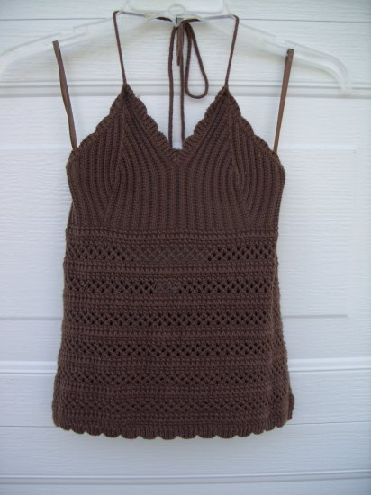 Old Navy Knit Halter SIZE SMALL
