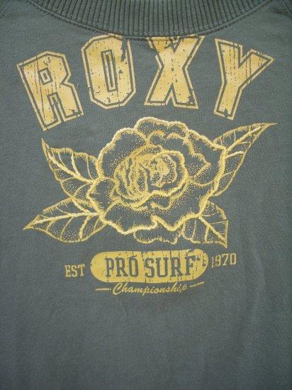 Roxy Reverse Fashion Sweatshirt SIZE MEDIUM
