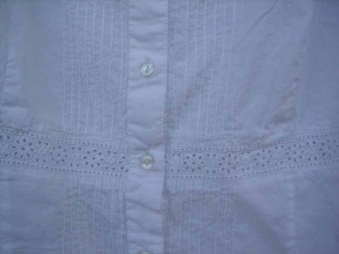 Ana White Lace top SIZE 1X PLUS