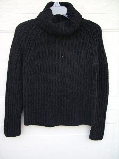 Izaac Mizrahi Black Sweater SIZE SMALL