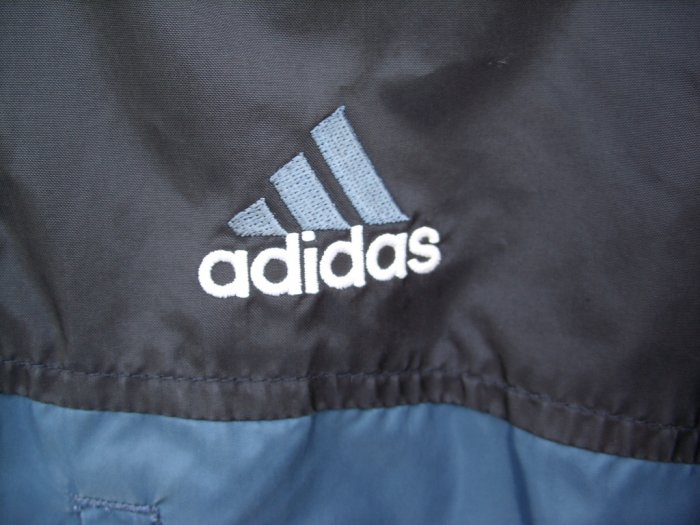 Adidas Multi-Colored Jacket SIZE XLARGE