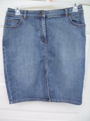 The Limited Stretch Denim Skirt SIZE 10
