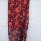 Sans Suci Floral Skirt SIZE MEDIUM