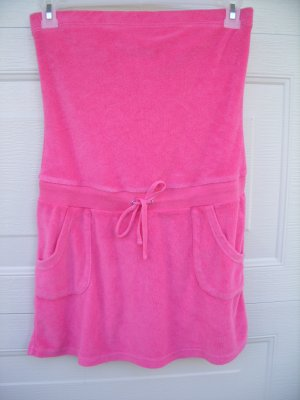 Old Navy Tiny Fit Terry Pink Dress Top SIZE SMALL
