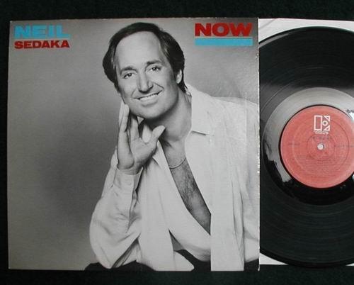 NEIL SEDAKA 33 LP RECORD 33 ELEKTRA RECORD LOSING YOU MINT