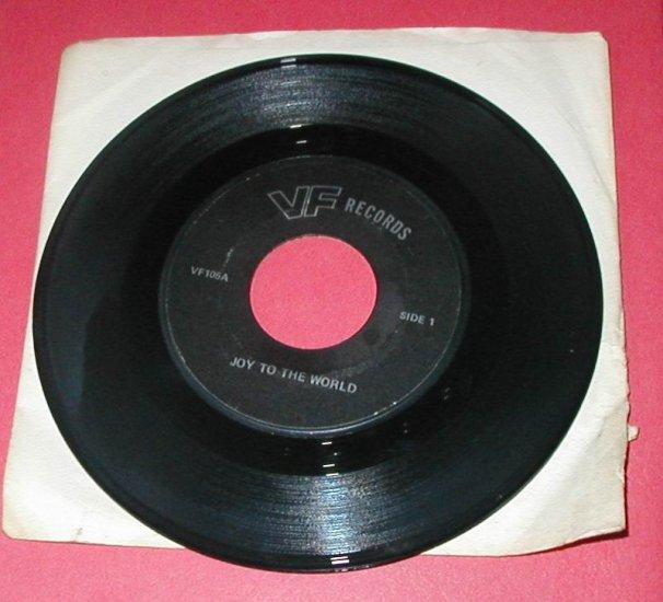 RECORD JOY TO THE WORLD GOOD CHRISTIAN MEN MINT 45 RPM