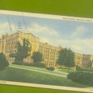 POSTCARD * BENTON HARBOR HIGH SCHOOL MICHIGAN 1946