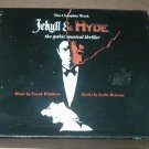 JEKYLL & HYDE  the gothic musical thriller  Music 2 CASSETTE TAPES