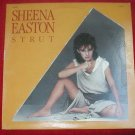Sheena Easton A PRIVATE HEAVEN STRUT LETTERS FROM THE ROAD RECORD LP VINYL 33 RECORD MINTY