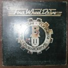 BACHMAN TURNER OVERDRIVE FOUR WHEEL DRIVE LP RECORD