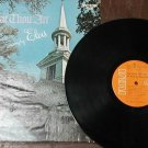 ELVIS PRESLEY HOW GREAT THOU ART RECORD ALBUM 1967