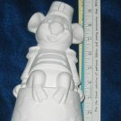 DISNEY TIMOTHY MOUSE DUMBOS FRIEND  CERAMIC BISQUE U-PAINT
