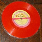 LITTLE RED ENGINE BY RECORD GUILD OF AMERICA CHILDREN'S BY TINY TOWN TRIO