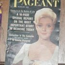 PAGEANT MAGAZINE AUGUST 1962 VINTAGE MYSTERY OF LIFE CANCER / GENETICS CHAPMAN