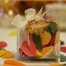 Fall in love leaf soap