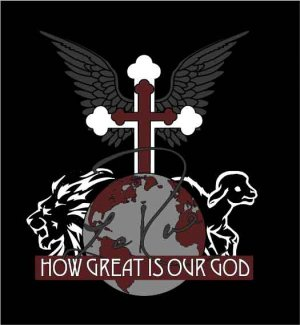 HOW GREAT IS OUR GOD T-SHIRT