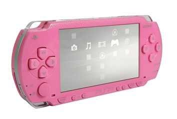 Sony Pink PSP