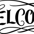 WELCOME - Sign Words by Chris Wolff