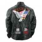 Buffalo Leather Mens Jacket