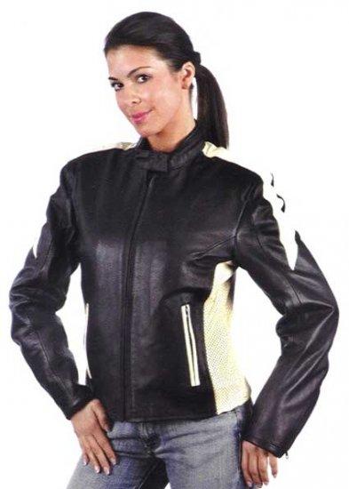 Racer Style Motorcycle Jacket