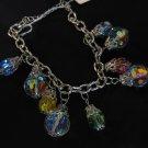 Muti Colour Crystal Bracelet (#3408V) $69.99