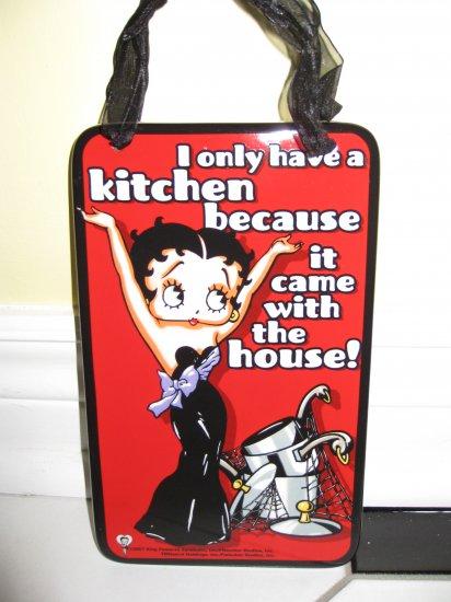 Betty Boop Kitchen Accessories Uk