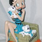 Betty Boop with /Pudgies #35005 ($29.99) New arrival)