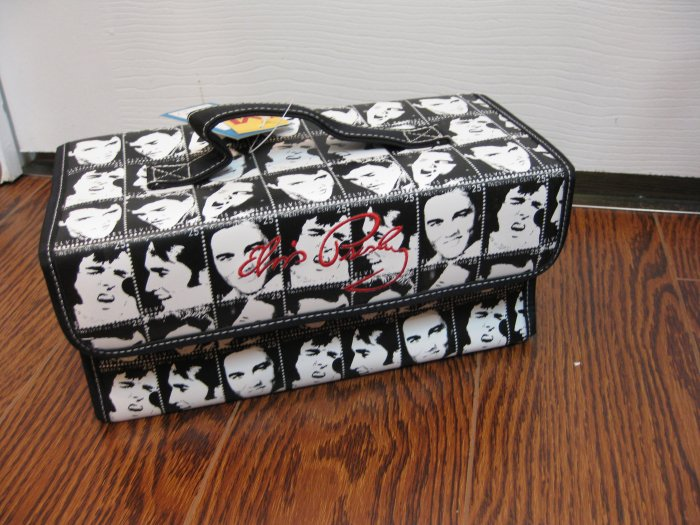 Elvis Make up Bag #E65205CP $34.99