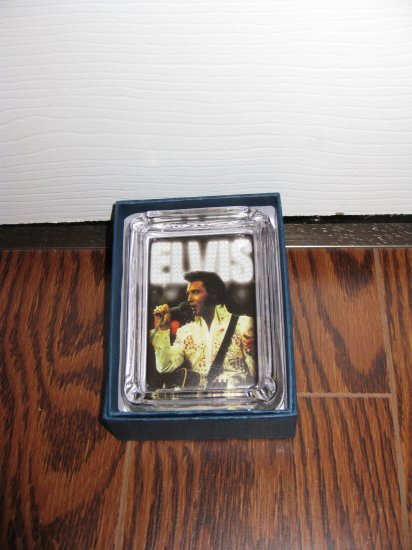 Elvis Ash Tray #ASH-EP $14.99(sold Out)